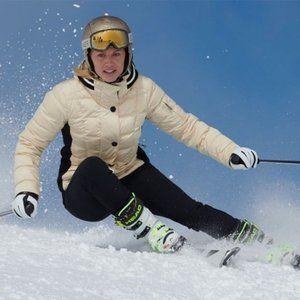 Schoeller ski fans stirrup strech ski pants